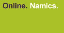 Logo Namics