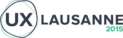 Logo UX Lausanne 2015