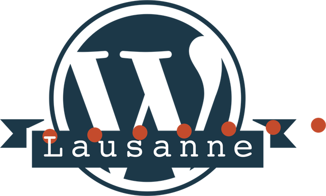 Logo WordCamp Lausanne